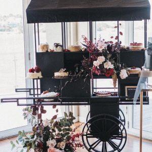 Chanel Cart Black