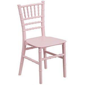 Pink Kids Tiffany chair