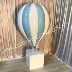 Blue Hot Air Balloon 1.8m