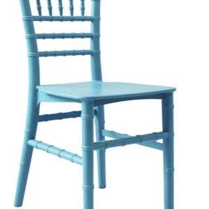 Blue Kids Tiffany Chair