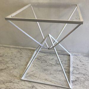White Diamond Cake Table