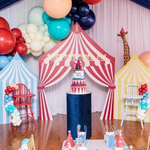 Carnival & Circus Theme