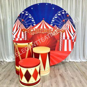 Circus / Carousel Theme